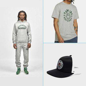 NIKE X Stranger Things | Sweatsuit Shirt Hat